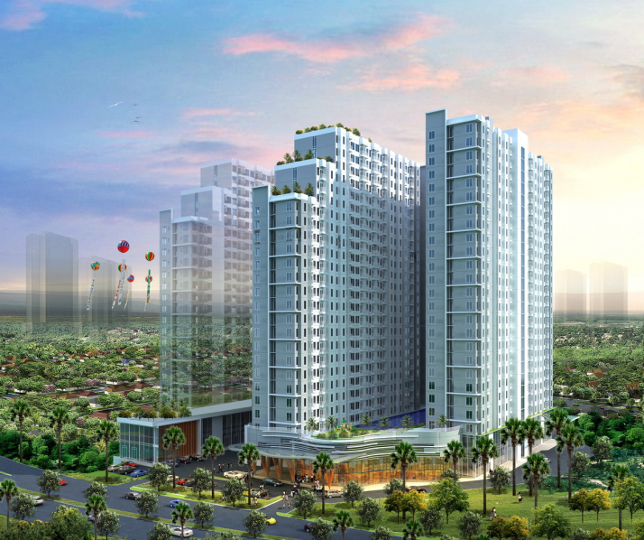 Apartment The Thamrin District Residences apart thamrin distric