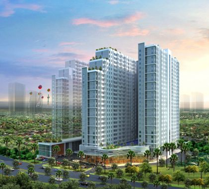 Apartment The Thamrin District Residences 1 apart_thamrin_distric